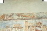 Scuola campana-cassinese sec. XI, Affresco con scena del Nuovo Testamento 2/6