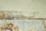 Scuola campana-cassinese sec. XI, Affresco con chiamata degli apostoli