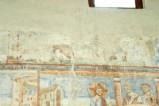 Scuola campana-cassinese sec. XI, Affresco con scena del Nuovo Testamento 3/6