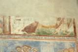 Scuola campana-cassinese sec. XI, Affresco con scena del Nuovo Testamento 6/6