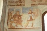 Scuola campana-cassinese sec. XI, Affresco con l'editto di Erode