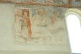 Scuola campana-cassinese sec. XI, Affresco con Giacobbe ed altri profeti