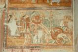 Scuola campana-cassinese sec. XI, Affresco con il martirio di S. Pantaleone