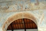 Scuola campano-cassinese sec. XI, Affresco decorativo 10/15