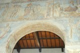 Scuola campano-cassinese sec. XI, Affresco decorativo 11/15