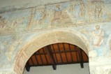 Scuola campano-cassinese sec. XI, Affresco decorativo 12/15