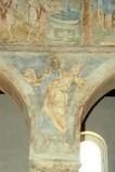 Scuola campana-cassinese sec. XI, Affresco con il profeta Malachia