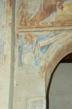 Scuola campana-cassinese sec. XI, Affresco con profeta