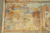 Scuola campana-cassinese sec. XI, Affresco con orazione nell'orto degli ulivi