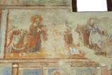 Scuola campana-cassinese sec. XI, Affresco con il miracolo dell'indemoniato