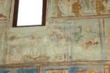 Scuola campana-cassinese sec. XI, Affresco con parabola del servo senza pietà
