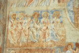 Scuola campana-cassinese sec. XI, Affresco con Apostoli