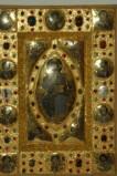 Orefice meridionale sec. XII, Lastrine della coperta evangelica