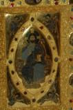 Orefice meridionale sec. XII, Lastrina di Gesù Cristo