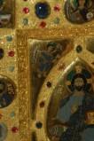 Orefice meridionale sec. XII, Lastrina con angelo 1/4