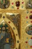 Orefice meridionale sec. XII, Lastrina con angelo 2/4