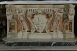 La Maina G. seconda metà sec. XVIII, Mensa d'altare