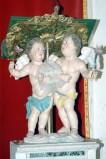 Ambito campano (1788), Gruppo scultoreo di Angeli