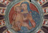 Ambito bolognese sec. XV, Madonna con Bambino