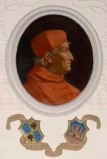 Ambito bolognese sec. XIX, Card. Alidosi