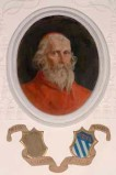 Ambito bolognese sec. XIX, Card. de' Valle