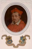 Ambito bolognese sec. XIX, Card. Borghese Caffarelli