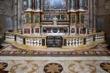 Maestranze emiliane sec. XVII, Balaustra del transetto destro