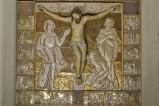 Bott. Bartoli Cornacchia (1972), Pannello della Crocifissione di Gesù Cristo