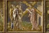 Bott. Bartoli Cornacchia (1972), Bassorilievo di Gesù Cristo incontra la Madonna