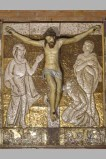 Bott. Bartoli Cornacchia (1972), Bassorilievo con Crocifissione di Gesù Cristo