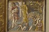Bott. Bartoli Cornacchia (1972), Bassorilievo di Gesù Cristo davanti a Pilato