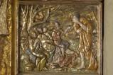 Bott. Bartoli Cornacchia (1972), Bassorilievo di San Pietro rinnega Gesù Cristo