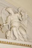 Ballanti Graziani G. B. (1810), Scultura di angelo di destra
