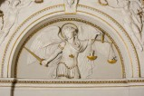 Ballanti Graziani G. B. (1810), Altorilievo con San Michele arcangelo