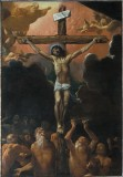 Carracci L. (1614), Dipinto Gesù Cristo crocifisso