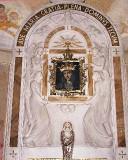 Adani C. (1946-49), Ancona della cappella della Madonna dell'Aiuto