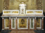 Adani C. sec. XX, Altare maggiore