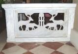 Adani C. (1946-49), Balaustra dell'altare della Madonna dell'Aiuto 3/3