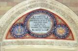 Morgari L. - Secchi A. (1896-1897), Simboli cristiani e motivi decorativi