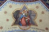 Morgari L. (1896-1897), Madonna e San Giovanni Evangelista