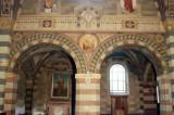 Morgari L. - Secchi A. (1896-1897), San Pietro in clipeo e motivi decorativi
