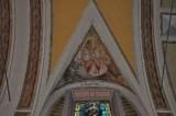 Albertella M. (1954), Dipinto murale con S. Faustino