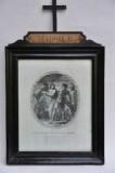 Agricola L. - Petrini G. seconda metà sec. XVIII, Cristo caricato della croce