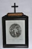 Agricola L. - Petrini G. seconda metà sec. XVIII, Cristo e la Veronica