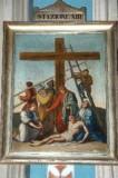 Achille L. metà sec. XIX, Gesù Cristo deposto dalla croce