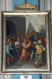 Achille L. metà sec. XIX, Gesù Cristo caricato della croce
