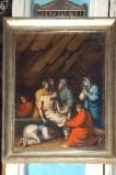 Achille L. metà sec. XIX, Gesù Cristo deposto nel sepolcro