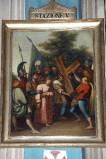 Achille L. metà sec. XIX, Gesù Cristo aiutato dal cireneo a portare la croce