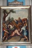 Achille L. metà sec. XIX, Gesù Cristo cade la terza volta