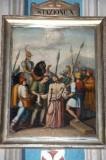 Achille L. metà sec. XIX, Gesù Cristo spogliato e abbeverato di fiele